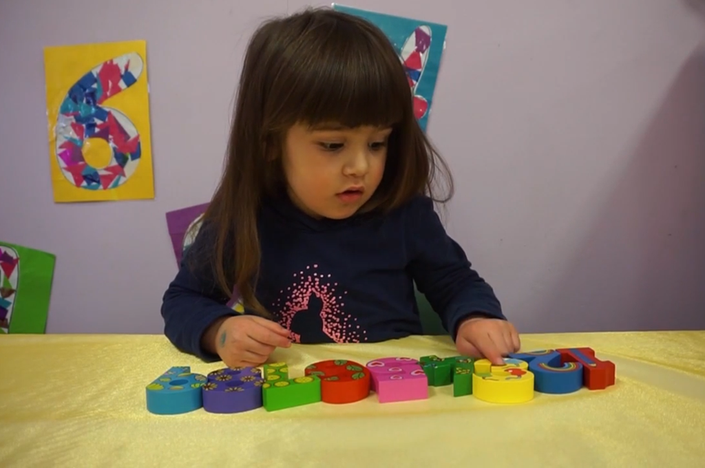 Numeracy program at Clovel Childcare