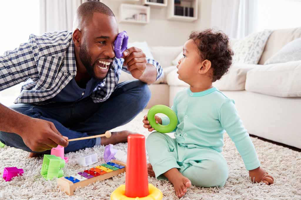 play ideas that can encourage your toddler to talk