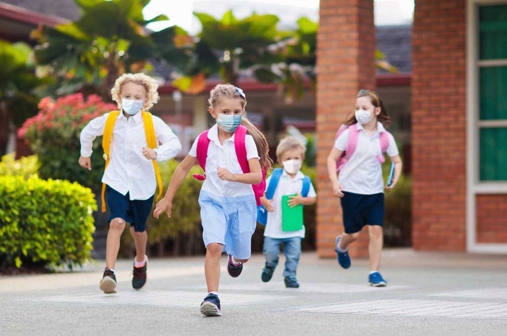 help your child transition to school post-pandemic