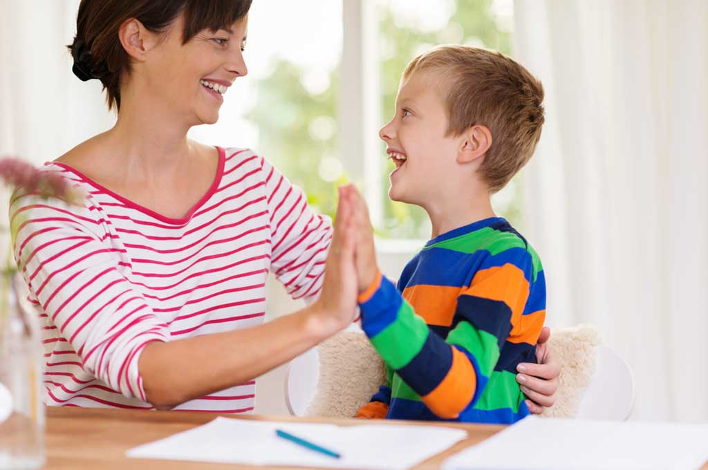 motivation leads to self-confident kids